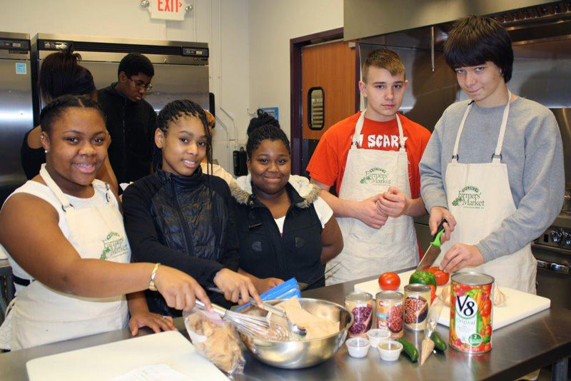Youth Food Class